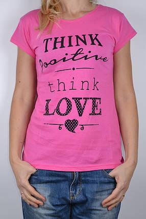 Женская футболка (W864/151) | 4 шт., фото 2