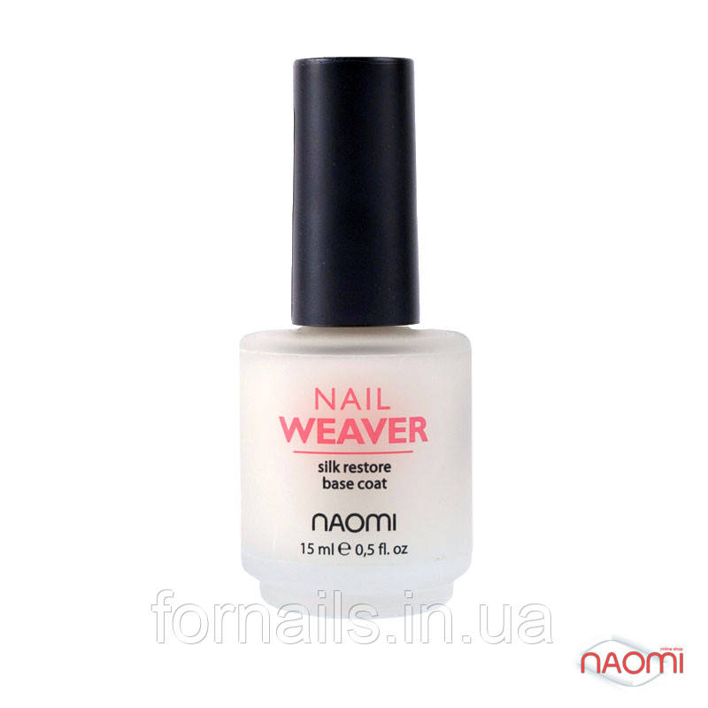 Nail Weaver / Восстанавливающее базовое покрытие 15ml