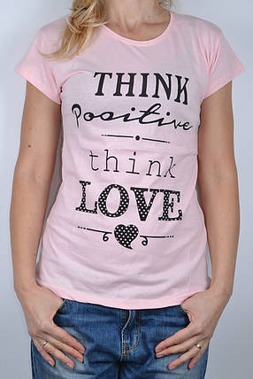 Женская футболка (W864/152) | 4 шт., фото 2