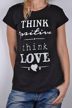Женская футболка (W864/154) | 4 шт., фото 2