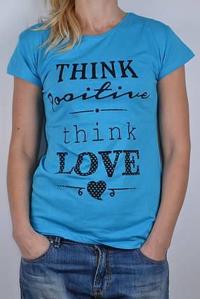 Женская футболка (W864/155) | 4 шт., фото 2