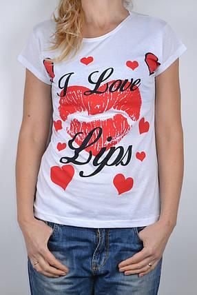 Женская футболка (W864/165)   4 шт., фото 2