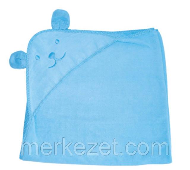 уголок, уголок для купания, полотенце с капюшоном для купания, полотенце, полотенце детское, полотенца, пончо