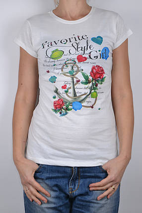 Женская футболка (W864/172) | 4 шт., фото 2