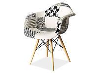 Деревянное кресло Leon