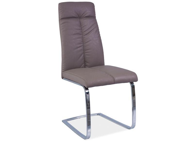 Металлическое кресло хром Igor II