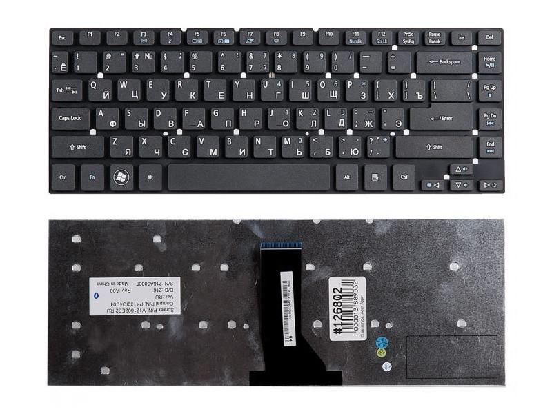 Клавиатура Acer Aspire 4830