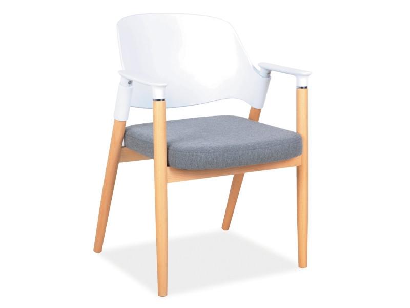 Деревянное кресло Otto