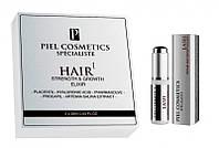 Комплекс для восстановления и улучшения состояния волос и ресниц.