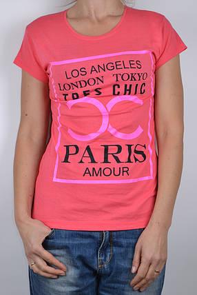 Женская футболка (W864/187) | 4 шт., фото 2