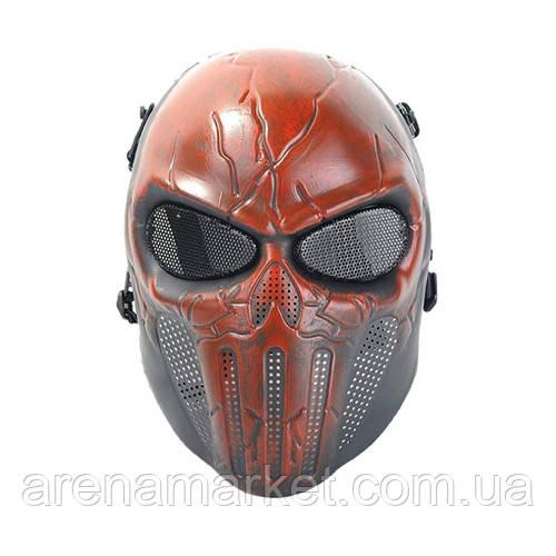 Страйкбольная маска Punisher