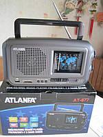 Радиоприемник ATLANFA AT-877