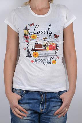 Женская футболка (W864/193) | 4 шт., фото 2