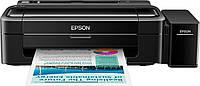Принтер струйный цветной A4 Epson L312 (C11CE57403), Black
