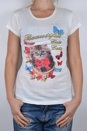 Женская футболка (W864/197) | 4 шт., фото 2