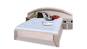 Кровать DL2-1 (без тумбочек) dąb sonoma (Fadome)