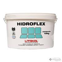 Litikol гидроизоляционная смесь Litokol Hidroflex цементная основа 10 кг (HFL0010)
