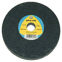 Высокопродуктивный круг Klingspor MFW 600 150X6X22 coarse из нетканого материала