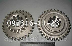 Шестерня КПП 3 и 5 передач 40-1701116-А1 (ЮМЗ, Д-65)