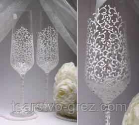 Свадебные бокалы Ideal