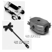 Изделия для монтажа тросовых проводок