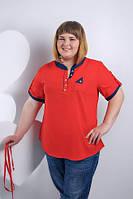 Женская блузка удлиненная