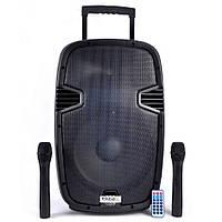 Портативная акустическая система Ibiza HYBRID12VHF-BT
