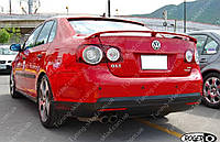 Спойлер на Фольксваген Джетта 5 (задний спойлер для Volkswagen Jetta 5)