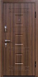 Входные двери с МДФ накладками (Украина)