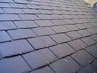Сланец кровельный прямоугольный Cubiertas Segovia 30*20, 4-6 мм черный