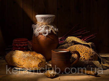 Как правильно ухаживать за керамической Гончарной посудой?