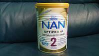 Детская смесь Nestle Nan Нан 2 гипоалергенный 400г
