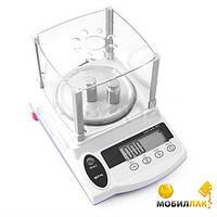 Весы ювелирные EEB-2002 200г, профессиональные ювелирные часы, ювелирные аптечные электронные весы