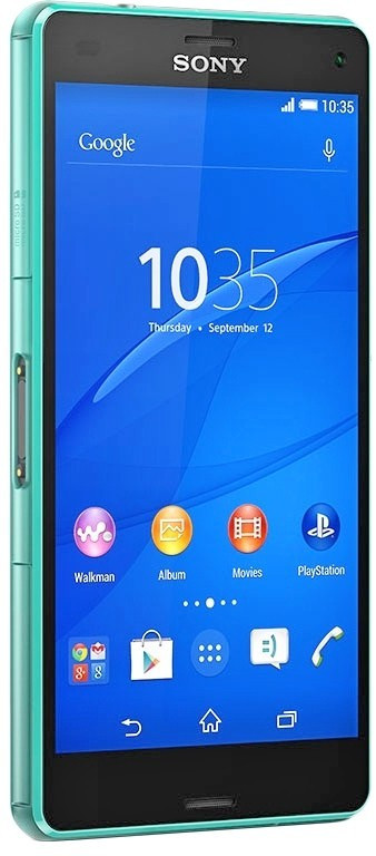 Смартфон Sony Xperia Z3 Compact D5833 (Green)