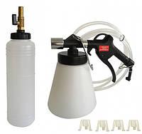 Приспособление для замены тормозной жидкости (пневматическое)