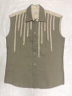 Рубашка мужская Doramafi лето лен