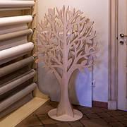 Дерево большое двойное резное, 100 см
