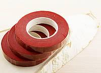 Флористическая лента красная (товар при заказе от 500 грн)
