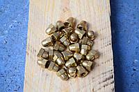 Гайка М12 ГОСТ 11860-85, DIN 1587, колпачковая латунная