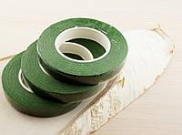 Флористическая лента зеленая