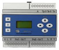 Эквитермический контроллер MTR21 в комплекте с датчиками (погодозависимое управление)