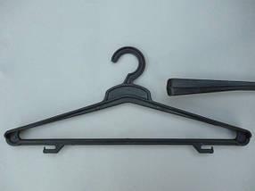 Плечики вешалки тремпеля ( Гем ), длина 45 см, в упаковке 5 штук, фото 3