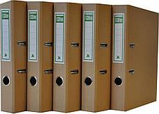 Папка - регистратор (сегрегатор) А4/50 ECOline (крафт), фото 2