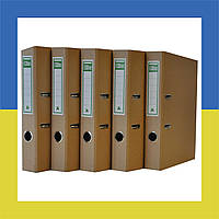 Папка - регистратор (сегрегатор) А4/50 ECOline (крафт)
