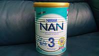Детская смесь Nestle Nan Нан 3 400г