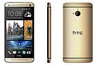 Смартфон HTC One M8 32GB Gold, фото 3