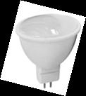 Лампа LED  MR16-6Вт-GU5.3-3000K, Экономка