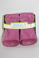 Пинетки-носочки Tom.m для девочки р. 8(24мес.)
