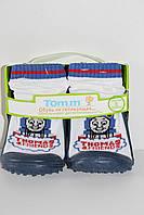 Пинетки-носочки Tom.m для мальчика р. 8(24мес.)