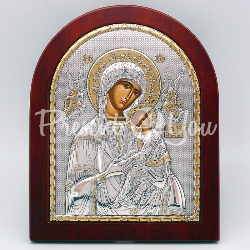 Икона Божией Матери «Страстная», 25х20 см.